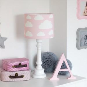 Stolní lampa - Cloud Pink