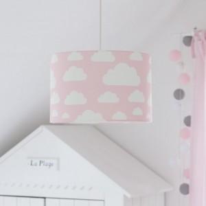 Dětský lustr - Cloud Pink