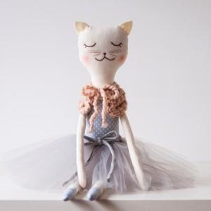 Kočička panenka ELLA - 50 cm