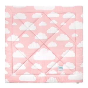 Podložka na hraní / k týpí - Cloud Pink Grey