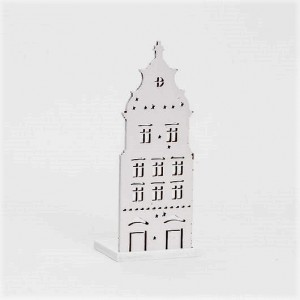 Lucerna domeček - 25 cm