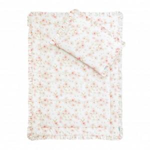 Souprava polštář a přikrývka 100x135 - Blossom
