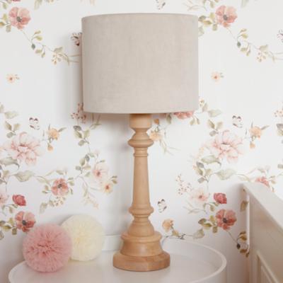 Stolní lampa - velvet Cream