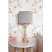 Stolní lampa - velvet Grey