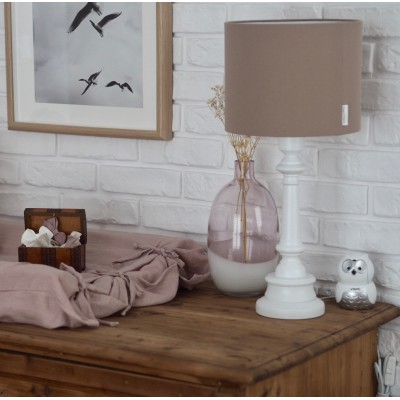 Stolní lampa - Classic Brown