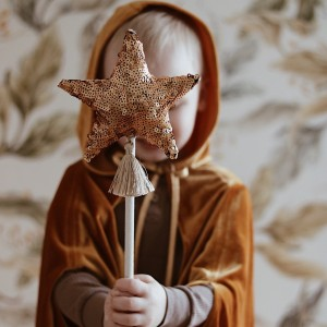 Kouzelný plášť - Zlaté království