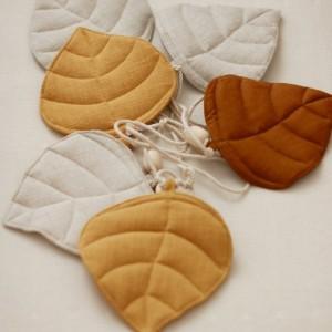 Girlanda listy - podzimní nálada