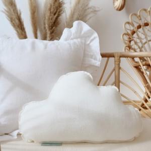 Polštář - mráček bílý