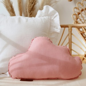 Polštář - mráček Růžový