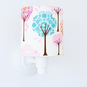 Nástěnná lampa - Pohádkový les