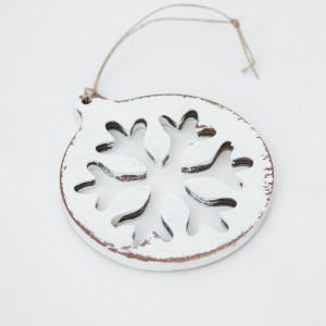 Závěska vánoční ozdoba - 10 cm
