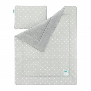 Dětská teplá deka - Lovely Dots Grey