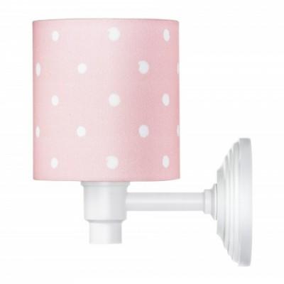 Nástěnná lampa - Lovely Dots Pink