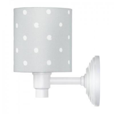 Nástěnná lampa - Lovely Dots Grey