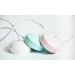 Dětský lustr - Lovely Dots Mint