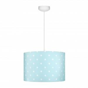 SKLADEM Dětský lustr - Lovely Dots Mint
