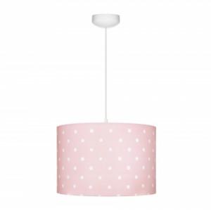 Dětský lustr - Lovely Dots Pink
