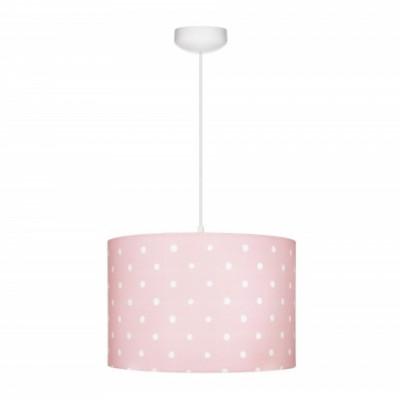 Závěsný lustr - Lovely Dots Pink