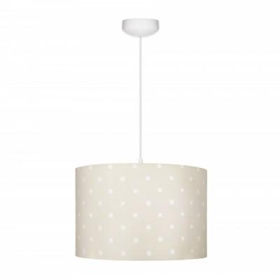 Závěsný lustr - Lovely Dots Beige