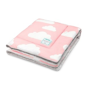 Dětská teplá deka - Cloud Pink