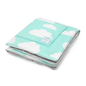 Dětská teplá deka - Cloud Mint