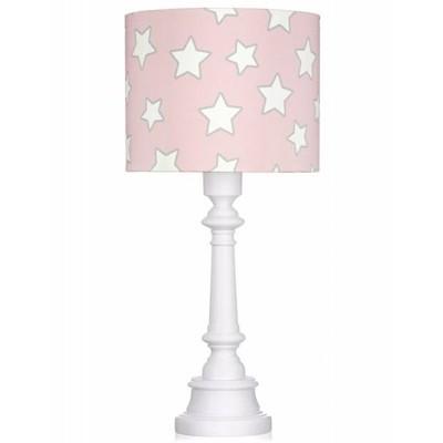 Stolní lampa - Pink Stars