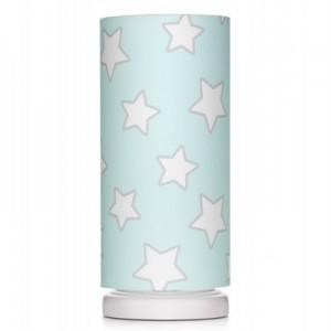 Dětská Noční lampička - Mint Stars