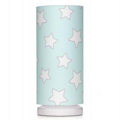 Noční lampička pro děti - Mint Stars