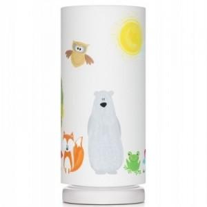 Noční lampička pro děti - Přátelé z lesa