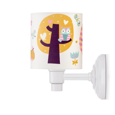 Nástěnná lampa - Sovičky