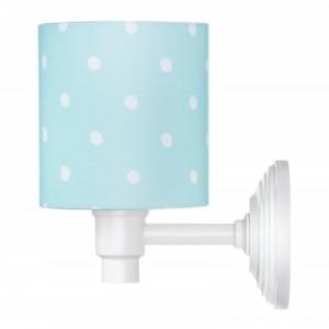 Nástěnná lampa - Lovely Dots Mint