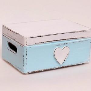 Bedýnka modrá - Srdce