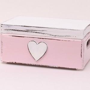 Bedýnka růžová - Srdce