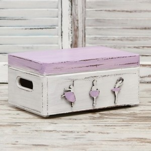 Bedýnka - Baletky fialové