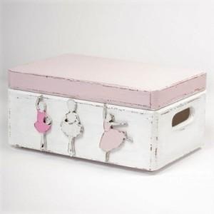 Bedýnka - Baletky růžové