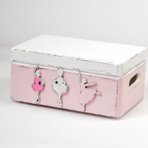 Bedýnka růžová - BALETKY