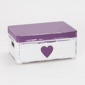 Bedýnka - Srdce purpurové