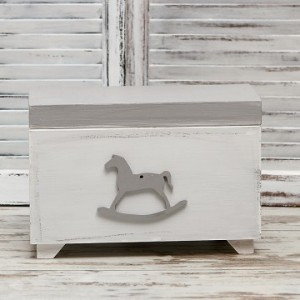 Truhla na poklady - Koník šedý