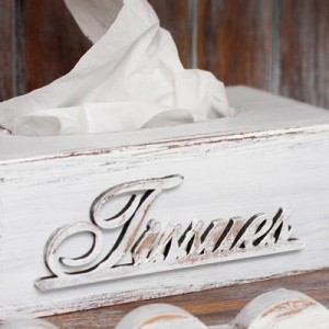 Krabička na kapesníky - Tissues