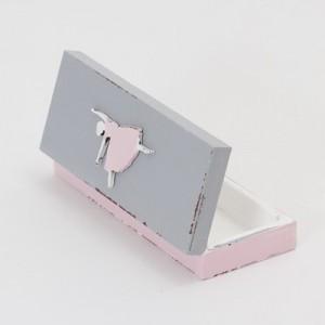 Krabička na pastelky malá - Baletka