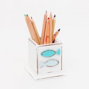 Hrnek na tužky - Rybičky