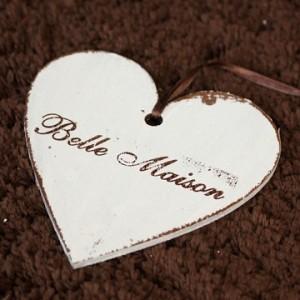 Srdce 15 cm - Belle Maison