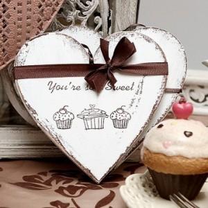 Srdce 15 cm - You're so sweet