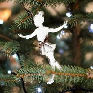 Závěska 15 cm - Baletka