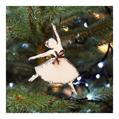 Závěska baletka - 15cm