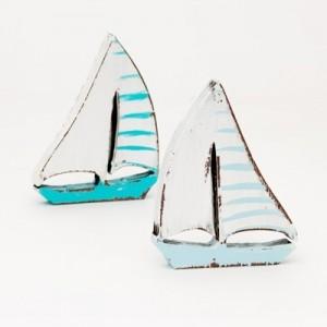 Plachetnice velká 15cm - modrá