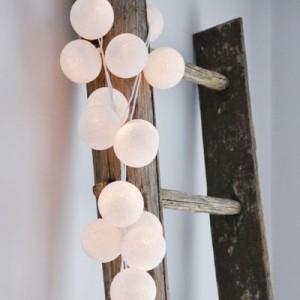 Světelné koule SNOWFLAKE - 35 LED