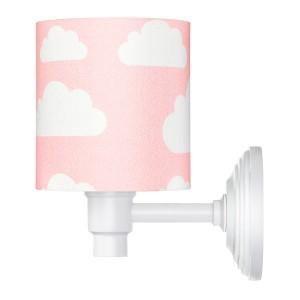 Nástěnná lampa - Cloud Pink