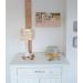 Stolní lampa - Cloud Mustard