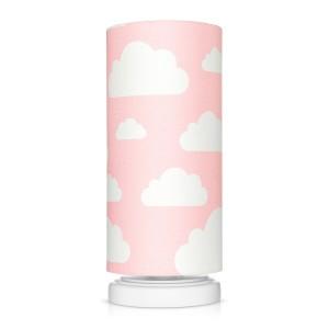 Dětská noční lampička - Cloud Pink